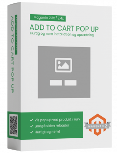 Magento2 Add to cart pop up