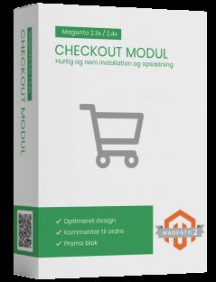 Magento2 Checkout modul