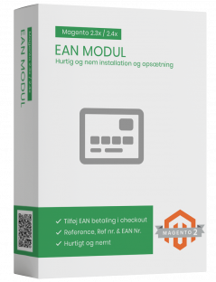 Magento2 EAN betalingsmodul