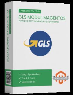 GLS Magento2 fragtmodul